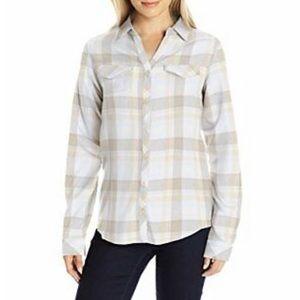 Columbia Simply Put ll flannel shirt sz S plaid